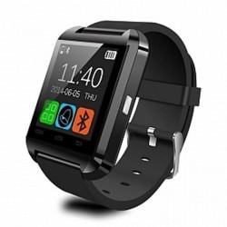 BSNL BW-20 Bluetooth Smart Watch Mobile, Black