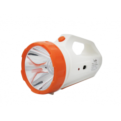Taglite Solar&Rechargeable Led Torch With Emergency Light, TG1900