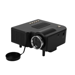 BSNL A28 Entertainment Mini LED Projector, With HDMI, AV, USB, SD Card Slot, Color Black & White
