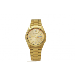 Extreme Stainless Steel Gold Watch For Men, EX1040G