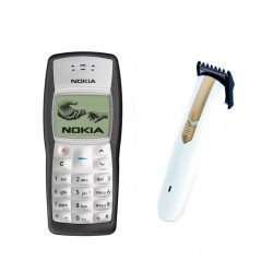 2 in 1 Bundle Offer , Nokia 1100 Mobile phone , Yoko Rechargeable Hair Trimmer