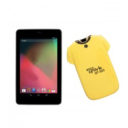 2 in 1 Bundle Offer, Atouch Tablet, Spark 10,000 mAh T-Shirt Design Power Bank