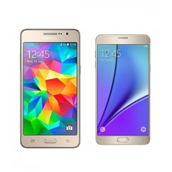 2 in 1 Bundle Offer, Samsung Galaxy Grand Prime Smartphone, Kimfly Z31 Smartphone