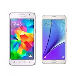 2 in 1 Bundle Offer, Samsung Galaxy Grand Prime Smartphone, Kimfly Z30 Smartphone