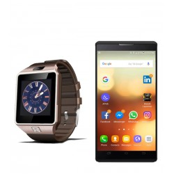 2 in 1 Bundle Offer,Gever Smartphone Free Lenosed L1 SmartWatch