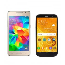 2 in 1 Bundle Offer, Samsung Galaxy Grand Prime Smartphone, Micromax Smartphone