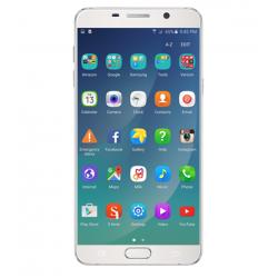 "Lenosed M5, 4G Dual Sim, Dual Cam, 5.0"" IPS, 16GB, Silver"