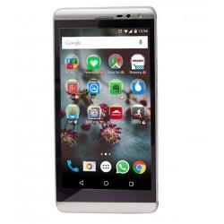 Cktel V2 Plus Smartphone, 4G/LTE, Dual Sim, Dual Camera, Silver