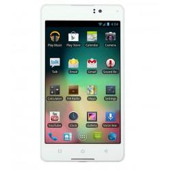 CCIT T7, Smartphone, 4G/LTE, Dual sim, Dual camera, White