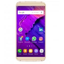 Mione R1 Smartphone, 4G Dual Sim, Dual Cam, 5. IPS, 16GB, Gold