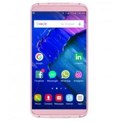 Mione R1 Smartphone, 4G Dual Sim, Dual Cam, 5. IPS, 16GB, Rosegold