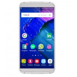 Mione R1 Smartphone, 4G Dual Sim, Dual Cam, 5. IPS, 16GB, Silver