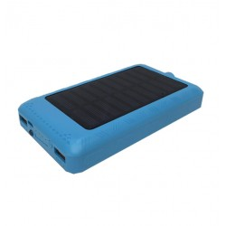 E-top 20,000 mAh Solar Power Bank with LED Light For All Smartphones & Tablets, ET-S5