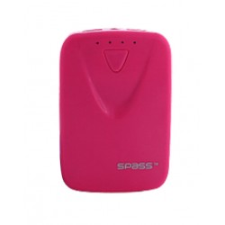 SPASS 10,400 mAh Power Bank For Smartphones & Tablets, ...