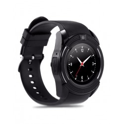 E-TOP Sporty Smart Watch V8, Black
