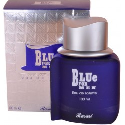 Rasasi Blue For Men Eau De Toilette Perfume,100Ml FS480