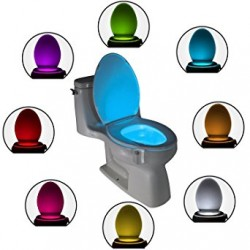 The Original Toilet Night Light The Only Quality LED Motion, G045