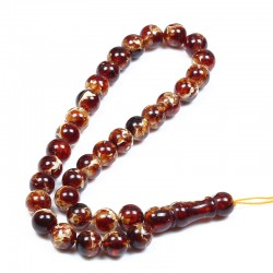 Higher Quality Plastic Muslim Prayer Tasbih Beads Rosary Assorted Colours And Designs, G04