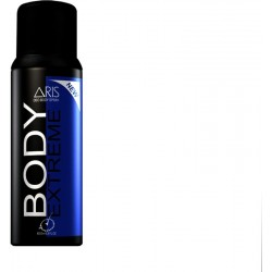 Aris  Body Extreme 24Hr Deo  For Men, 200ML AT24