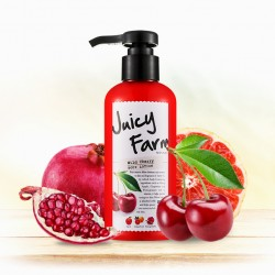 Missha Juicy Farm Body Lotion Wild Cherry M2847,200ML