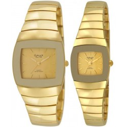 Omax Pair Watch For Men & Women, HB0793/HB0794