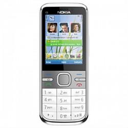 Nokia C5, Silver