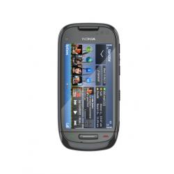 Nokia C7, Black