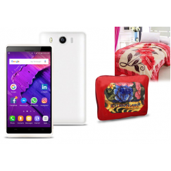 Lukka Smartphone, Dual Sim, With, Sunrise One Win Double Blanket