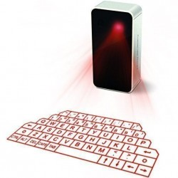 Bison virtual projection keyboard