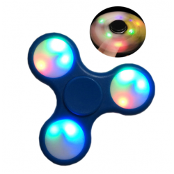 Moto Fidget Hand Spinner With Led Light, FS01