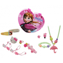 Hello Disney Princess Frozen Trinket Jewellery Gift Box