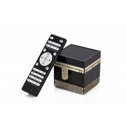 Kaaba Design Bluetooth Holy Qran/Ayat/Surah/Speaker, Mp3 Player With Translation