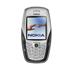 Nokia 6600 Mobile phone, Gray