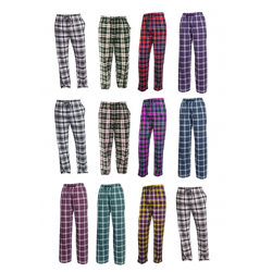 Buy 12pcs Universal Unisex Pajamas Assorted Colors And Design