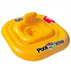 Intex Deluxe Baby Float, Yellow Color, 56587