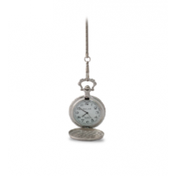 Walar Silver Mechanical Pocket Watch, WG0269