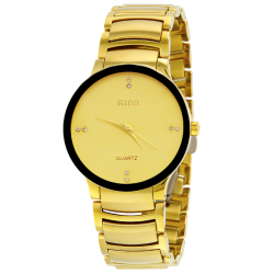Rido Quartz Stainless Steel Watch For Men, RE35
