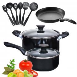 Royal Mark 11 pcs Non-Stick Cookware Set, RM9711