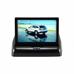 Car Dash Board Foldable Monitor 4.3 Screen, TBS01916
