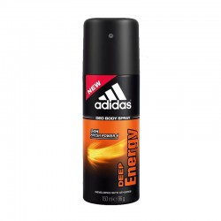 Adidas Deep Energy Deo Body Spray For Men, 150ML, BS032