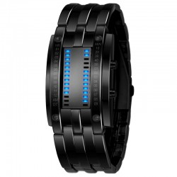 Skmei Fashion Creative Watch Digital LED Display Water Shock For Men, S0926