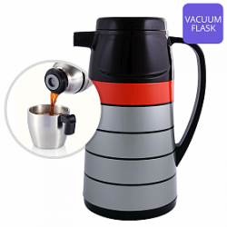 Cyber 1.3 Liter Hot And Cold Vacuum Flask, CYVF-4403