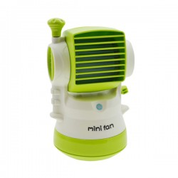 Mini USB Fan With Mist Water Spray, EA807, Assorted Color
