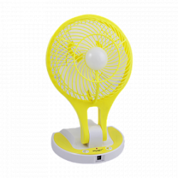 JY Supper Light Portable LED Light With Mini Fan, JY5590