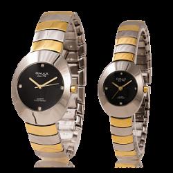 Omax Pair Watch For Men & Women, HBK850