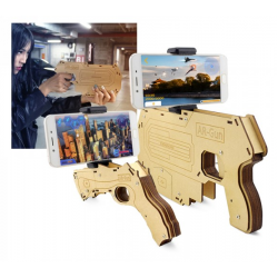 Universal Portable Bluetooth Smartphone Augmented Reality Shooting Gaming AR Gun For Android & iOS Devices, SG169