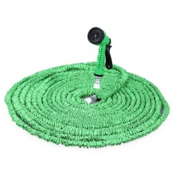 Magic Hose, Automatically Expand & Contracts Hose And Spray Tap, 60 Meter, FT200