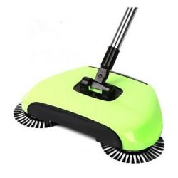Stainless Steel Sweeping Machine Push Type Hand Push Magic Hand Push Sweeper, AT360