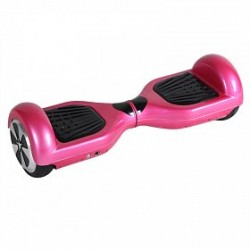 Smart Electric Charging 2 Wheel Self Balancing Scooter, 001, Pink