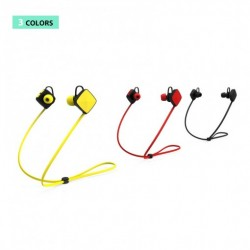 Wireless Sports Bluetooth Earphone Earbuds,  V4.1 Stereo Headset With Mic, M3